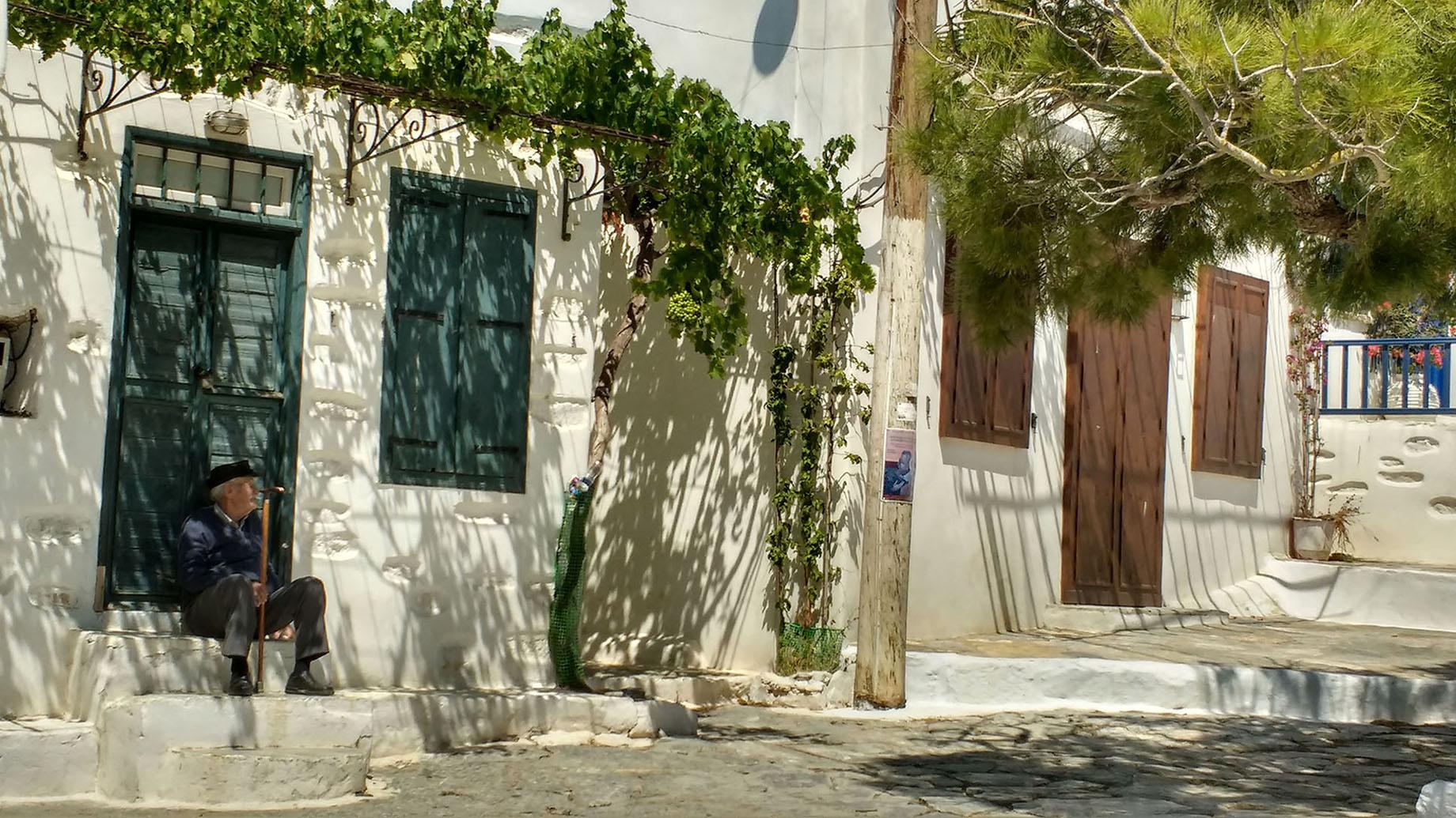 kundakunda | yoga in the greek islands
