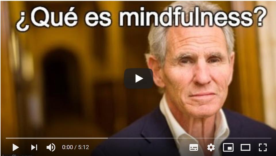 Kabat Zinn Que es mindfulness /kundakunda.com