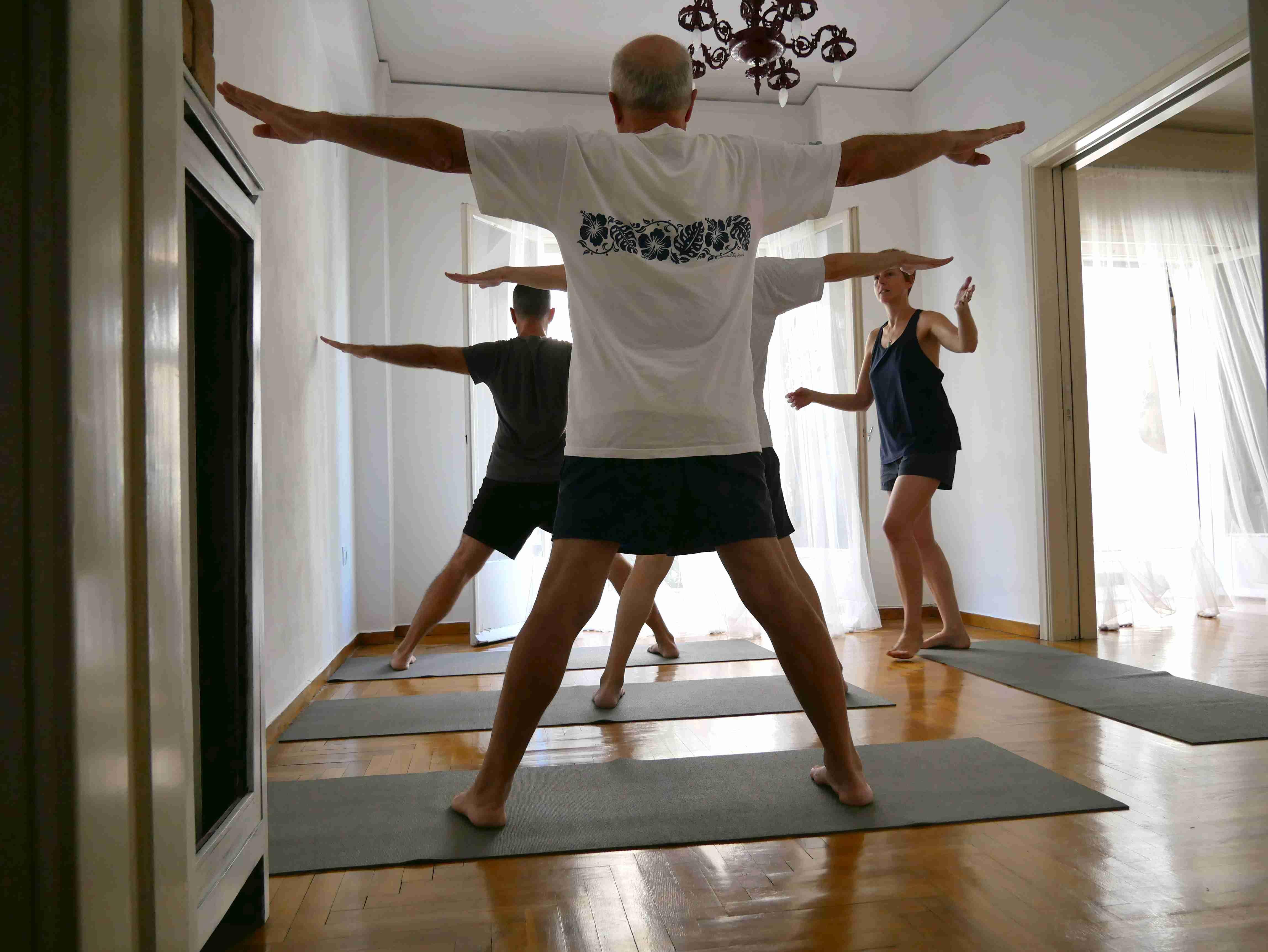 Yoga studio Atenas kundakunda