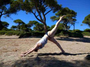 Yoga studio Athens rocio kundakunda